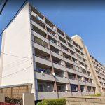 綱島住宅2階