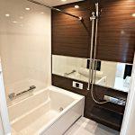 浴室暖房乾燥機も付いているユニットバス(風呂)