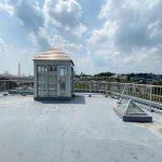 屋上のルーフトップ