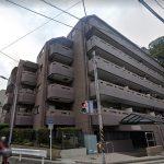サングレイス横浜蒔田2階